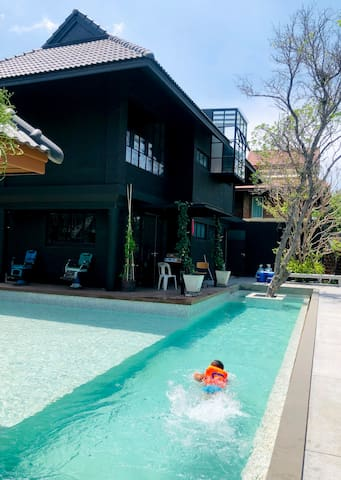 RealRare Phetchaburi- The Outing Villas/Lanny