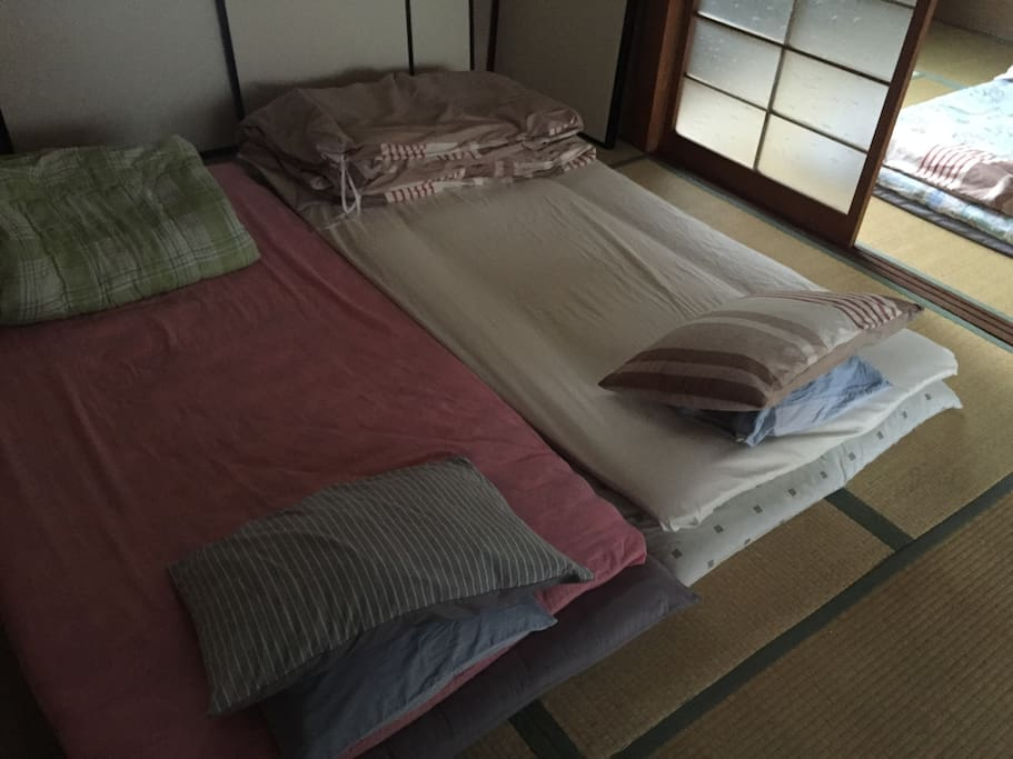 Room of japanease style (Bed room)