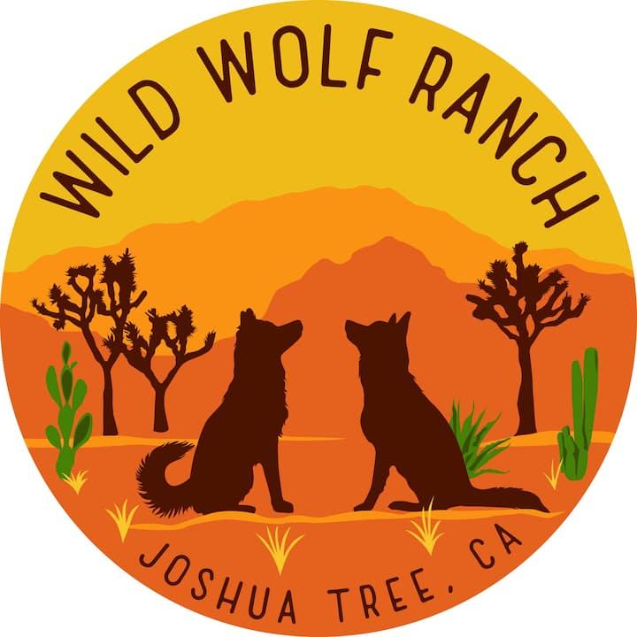 Wild Wolf Ranch, Eclectic Hacienda/Vintage Twist