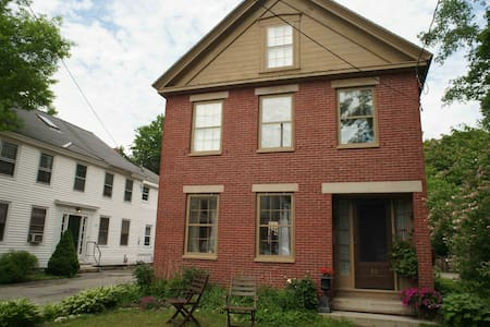 Quiet apartment in historic village - Yarmouth