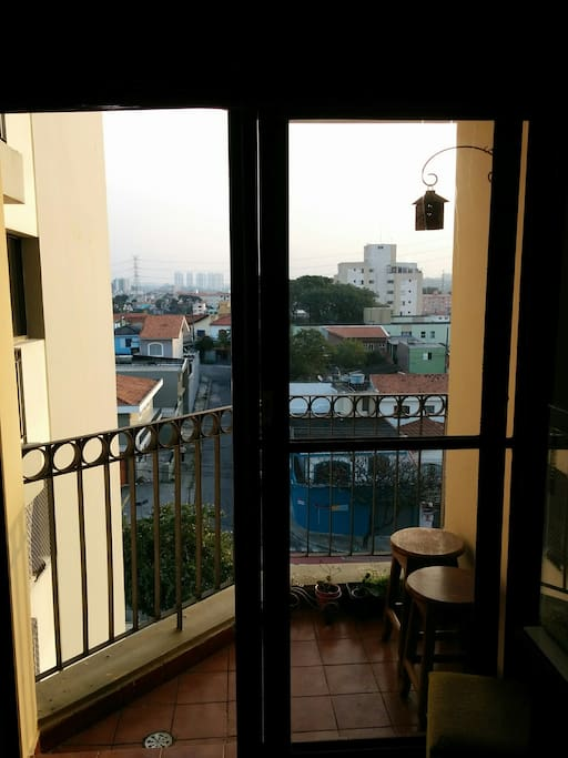 Varanda, Balcony