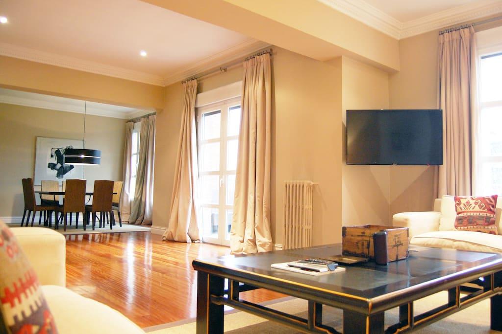 Living room / Salón