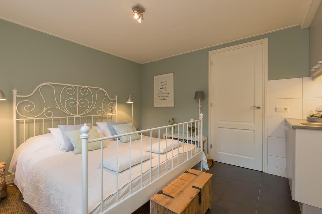 Aparte slaapkamer