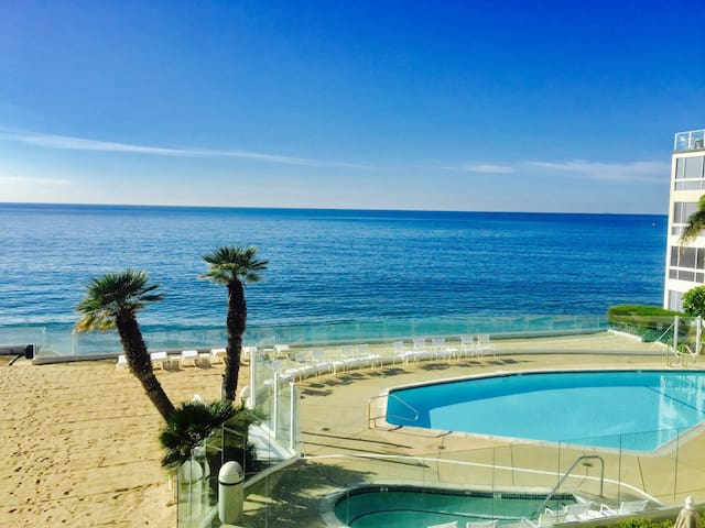 Oceanfront Carbon Beach Escape - Malibu - Appartement