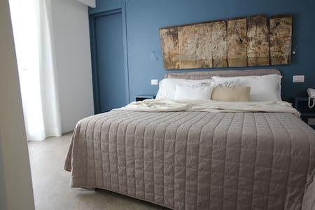 Camera Matrimoniale_Vista Giardino - Focene - Butikový hotel
