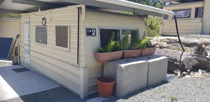 A Friend's Place - Caravan Cabin 2