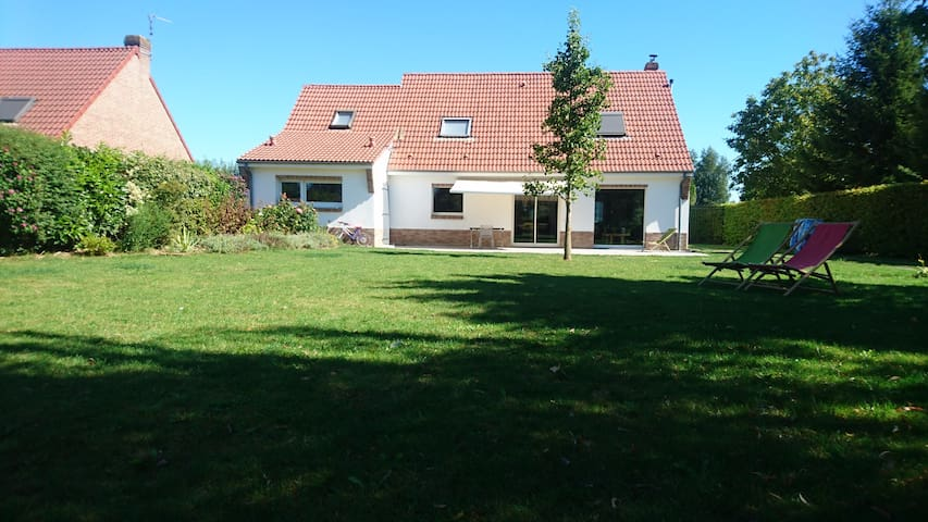 Very nice house in the country - Lorgies - Haus