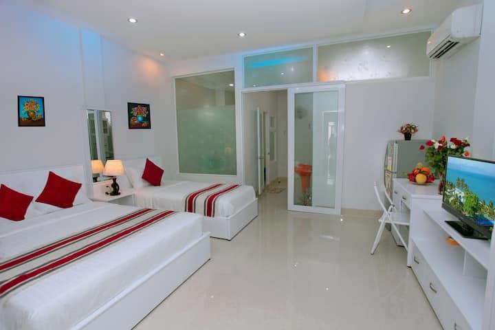 Standard Triple Studio with Kitchen, Bathroom