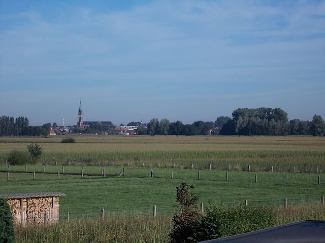 Het Zolderhuis   (Rust bij Antwerpen-Turnhout) - Arendonk - Apartment