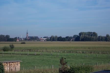 Het Zolderhuis   (Rust bij Antwerpen-Turnhout) - Arendonk - Apartament