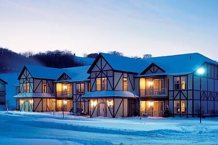 Boyne Mountainside Ski Resort, One Bedroom for 4!