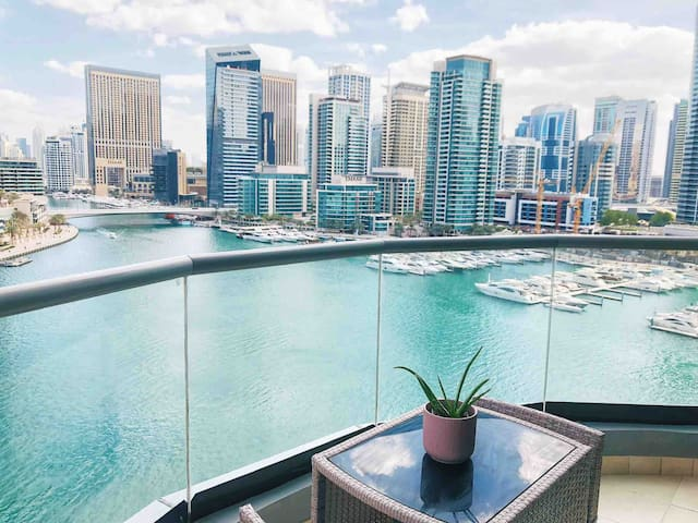 ★50%OFF | DREAM DUBAI MARINA HOME | POOL,GYM,BEACH