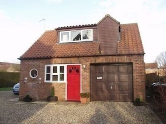 APRICOT COTTAGE - A LUXURY HOLIDAY COTTAGE