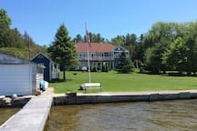 Great  Suite on the Trent River