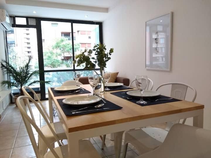 Moderno y cómodo en nueva Córdoba D-390