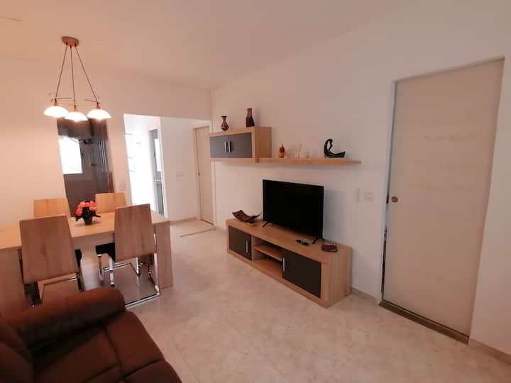 Apartamento tranquilo en la Costa Brava