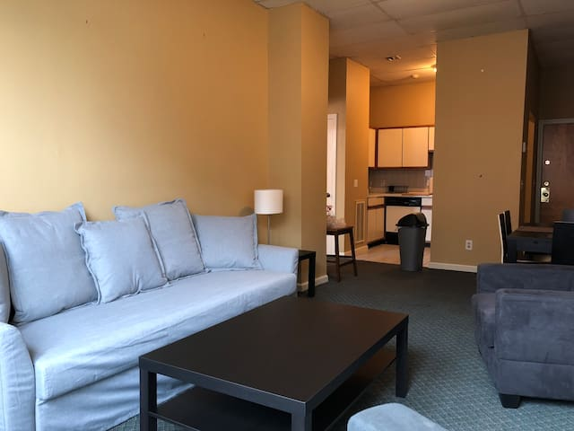 One bedroom #3 on Federal Hill /DePasquale Square