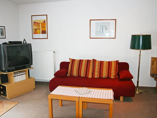 3-room apartment Panorama for 6 persons in Lallinger Winkel - Lallinger Winkel - Lägenhet