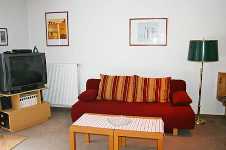 3-room apartment Panorama for 6 persons in Lallinger Winkel - Lallinger Winkel - Lejlighed