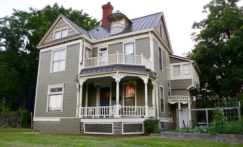 The Anderson House- 1885 Victorian, Historic Dist.