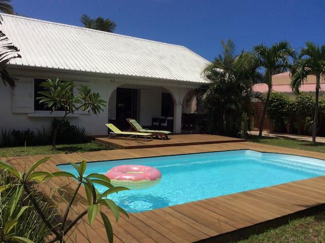 Villa/piscine Etang Salé les Bains - l'Étang-Salé les Bains - Villa