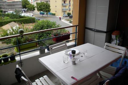 appartement Grenade proche commodité 80m2  balcon - Grenade