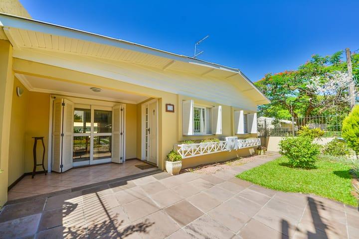 Casa confortável e aconchegante em Ipanema
