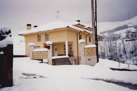 Casa en picos de europa - La Robellada - Daire