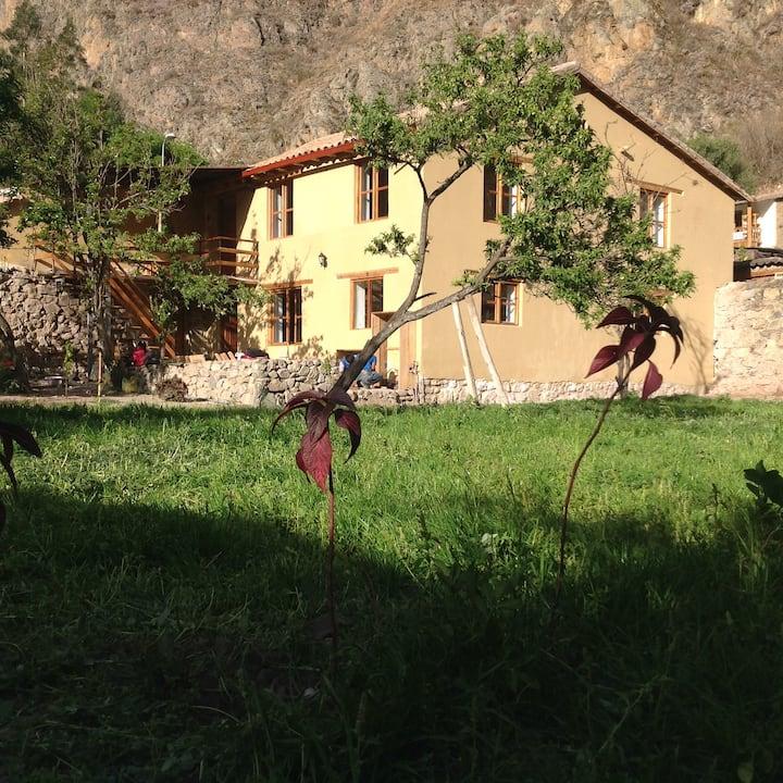 Casa Pueblo / habitación Picaflor.