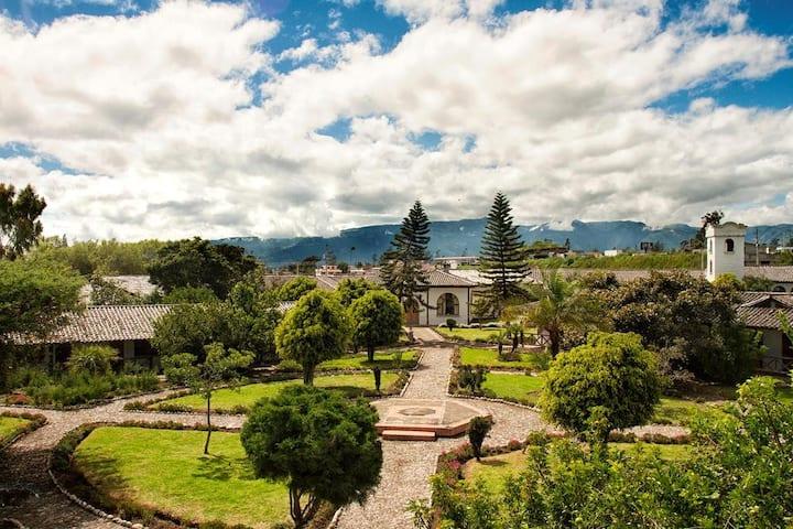 Hostería Hacienda Pueblo Viejo
