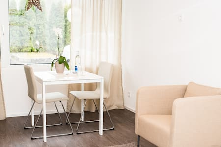 Modernes 1 Zimmer-Apartment mit separatem Eingang - Sulz am Neckar - Serviced apartment