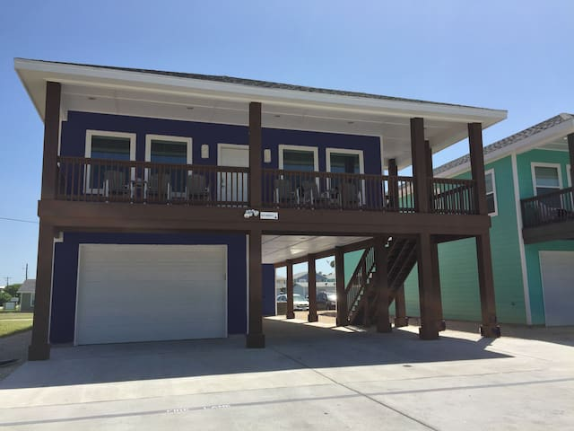 Fisher House - Port Aransas