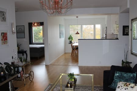 Spacious and bright apartment close to city - Apartment