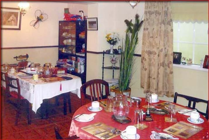 The Yellow Rose B and B - Ballina - Bed & Breakfast
