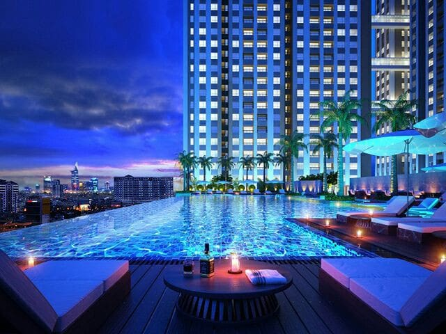 Stunning Horse Square condo D2 - Hồ Chí Minh - Wohnung