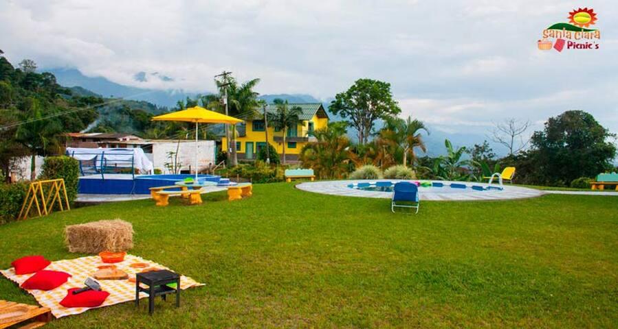 Alquiler Finca Turística en Calarca Quindio - Calarcá