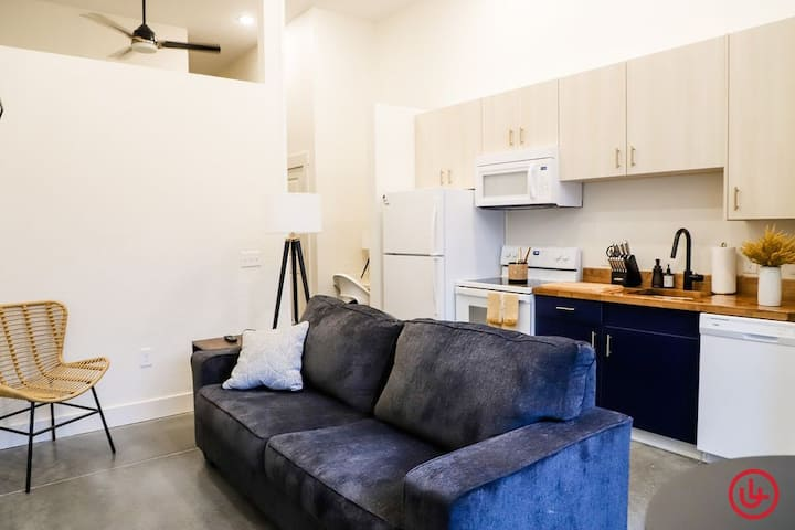 Entire Apartment, Steps Away From Downtown