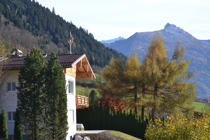 Alpenglueck Gastein - 6er Apartment - Bad Hofgastein - Társasház