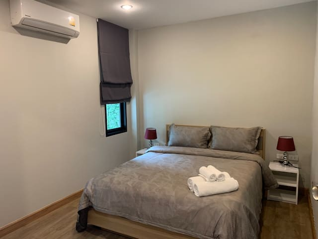Clean Family Villa Two Bedroom at Sivana Place
