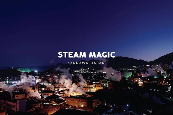 STEAM MAGIC ROOM V *8ppl *FreeWiFi *Special View++