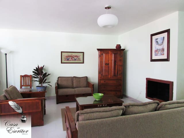 Beautiful, Cozy and Huge Apartment, Col.Del Valle. - Del Valle Norte - Apartemen