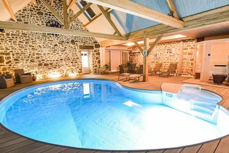 chambres d'hotes 3 la brocherie spa piscine int