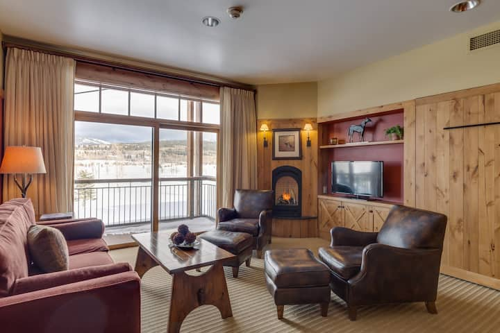 Two Bedroom Luxury Suite at Teton Springs Lodge