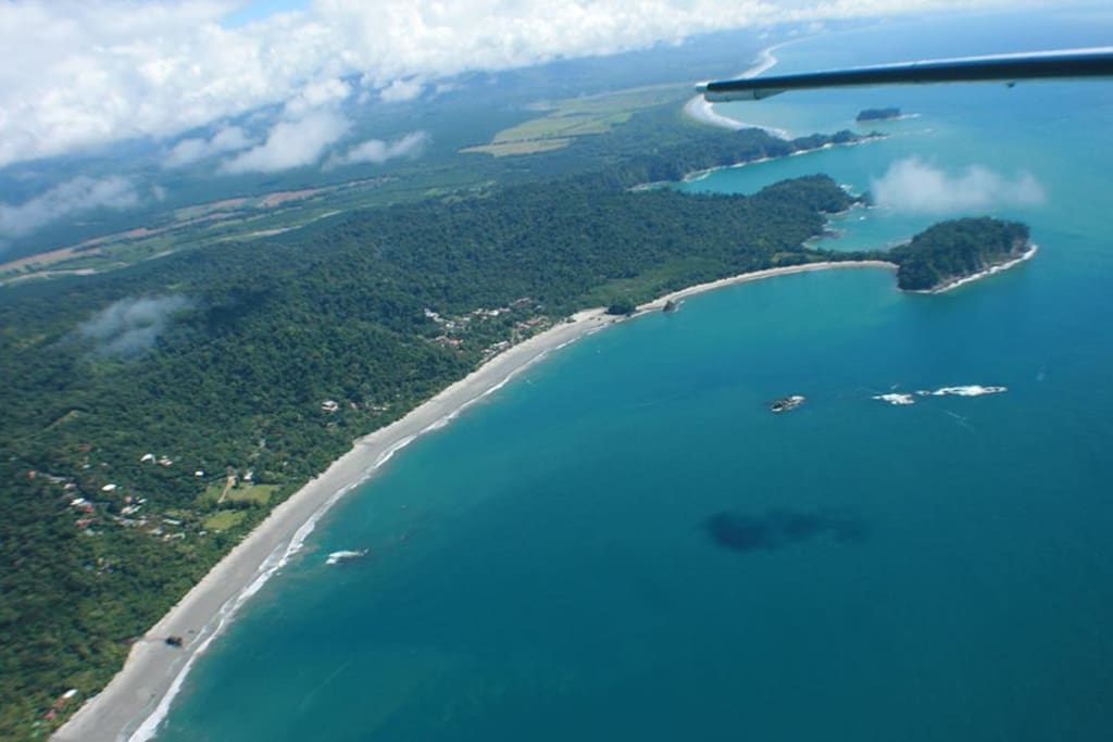 most beautifull place in Costa Rica and the most diverse in nature & wildlife.