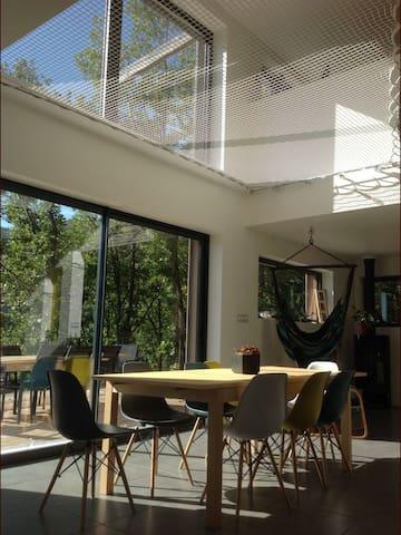 Maison contemporaine en Ardèche - Beauvène - Huis