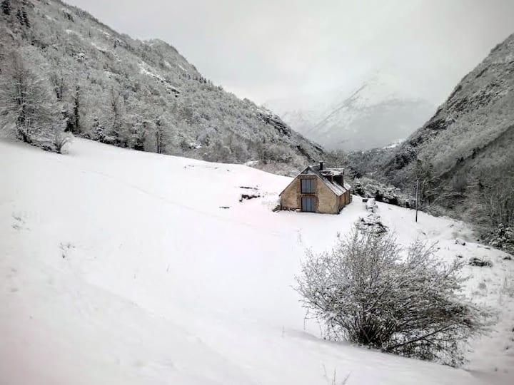 Bergerie Lassariou - sauna et bain nordique