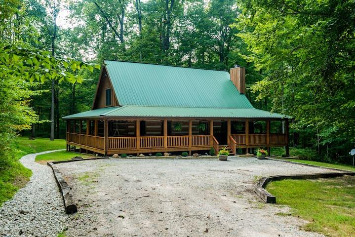 Great Escape  Log Cabin
