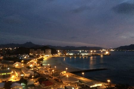 Mindelo City & Beach Coast views - Mindelo