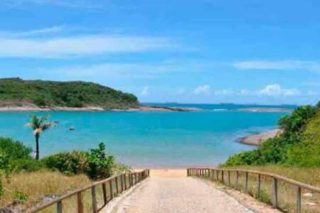 Ed. Merigueti (Praia de Bacutia- Enseada Azul)