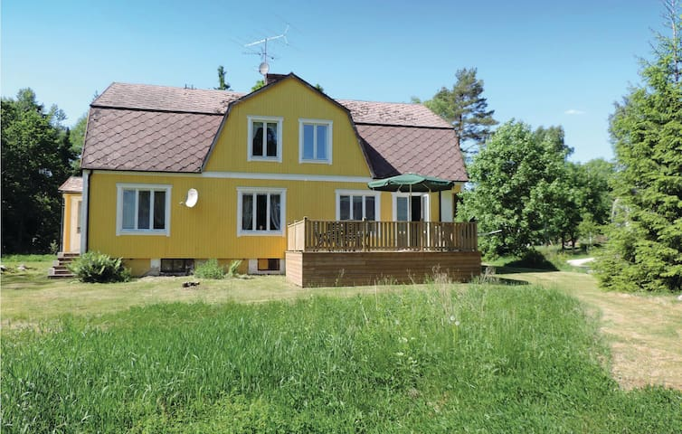 Holiday cottage with 6 bedrooms on 200m² in Markaryd